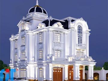 Biệt thự tư nhân Hải Hậu, Nam Định
